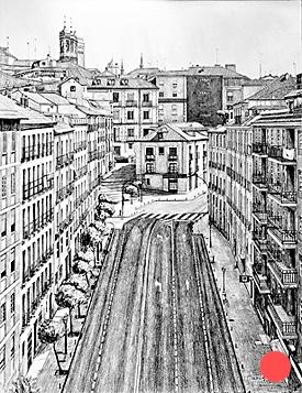El puente de Segovia de Madrid