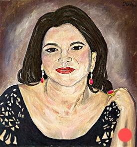 Retrato de Marta