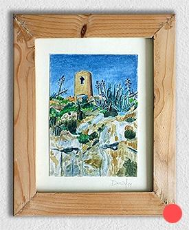 Torre vigía de Níjar