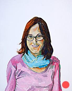 Retrato de Sonia