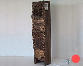 Lámpara vertical fibra