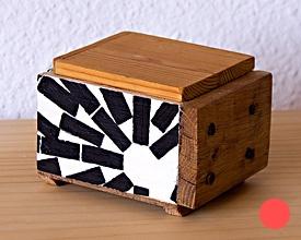 Caja octógono y rectángulos