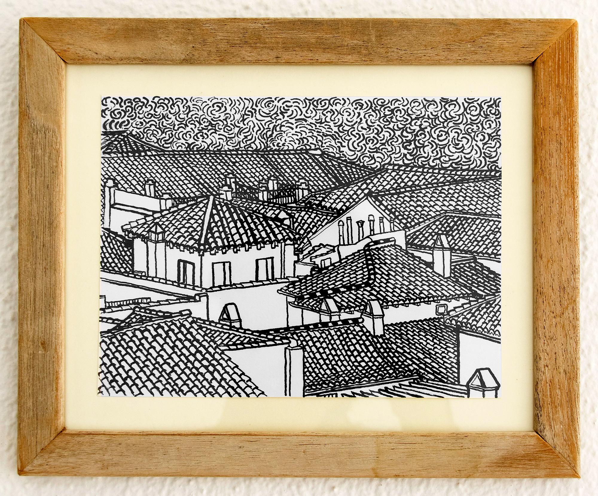 El Albaycín - Granada. Serie 5