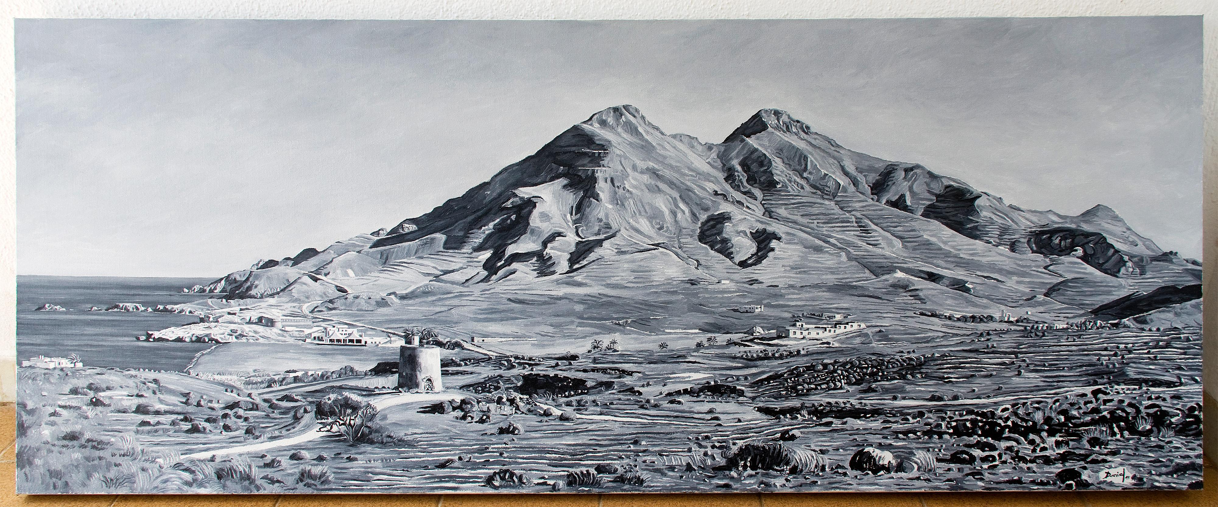 Los Escullos de Cabo de Gata