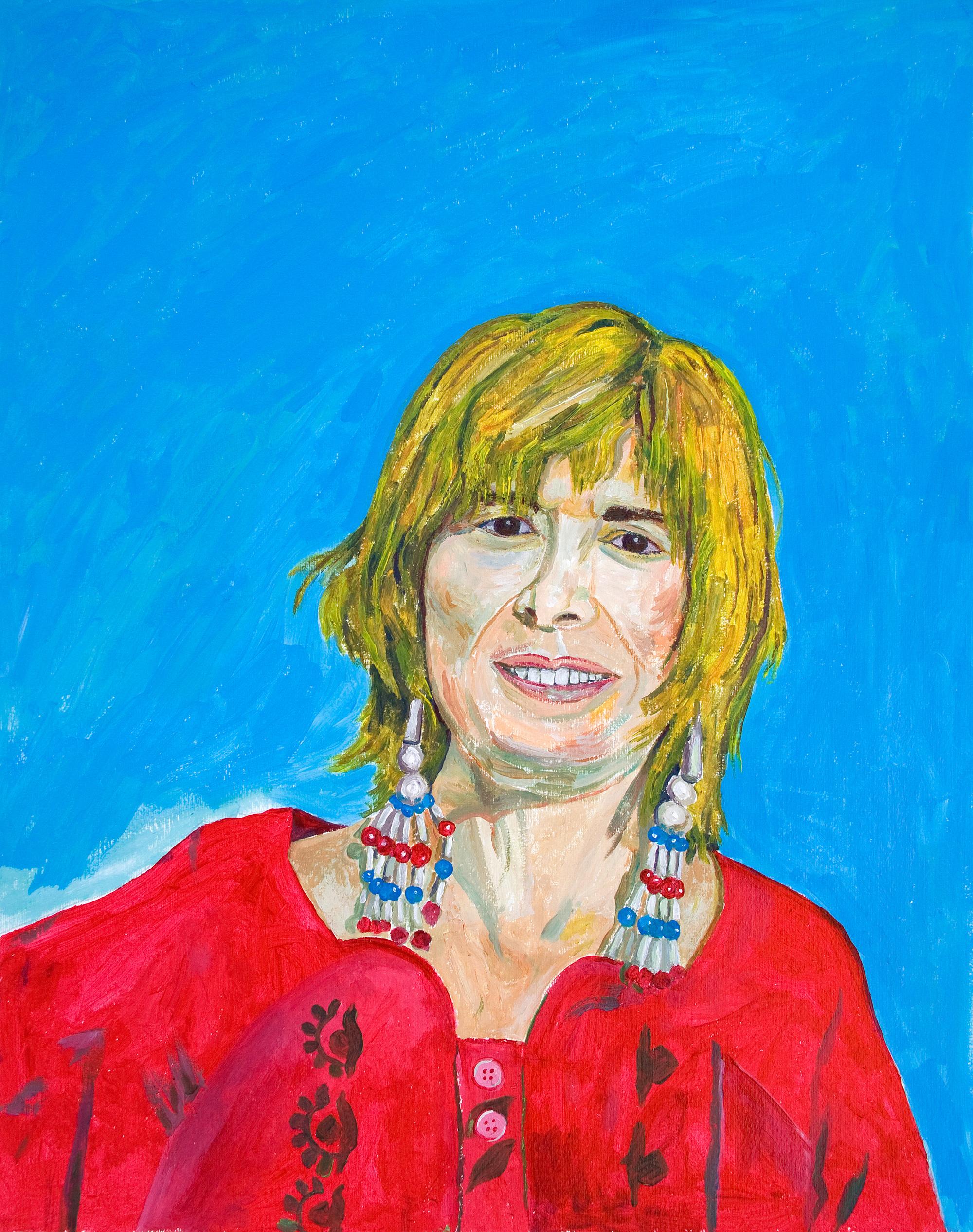 Retrato de Luisa