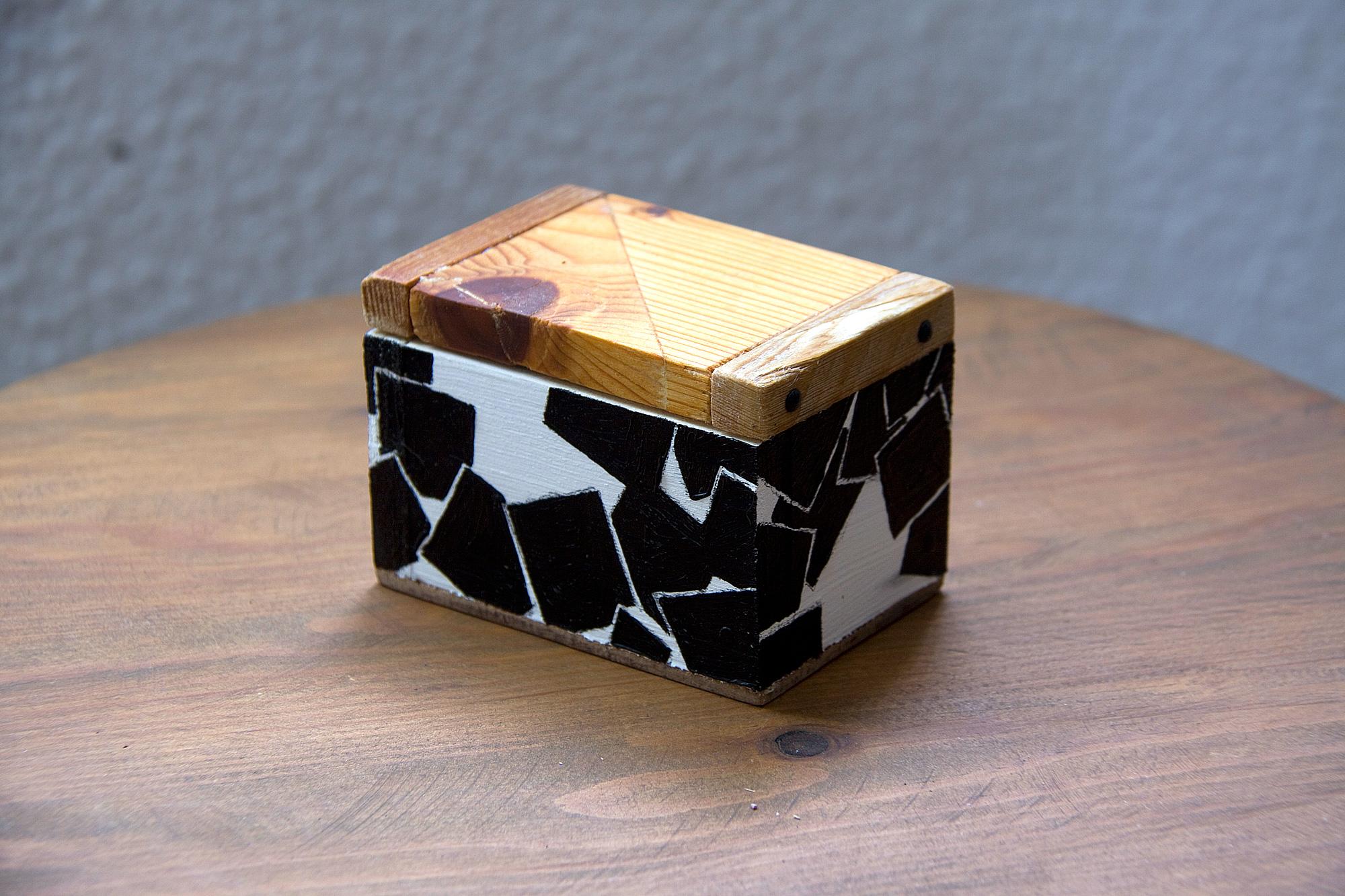 Caja cuadrados 2