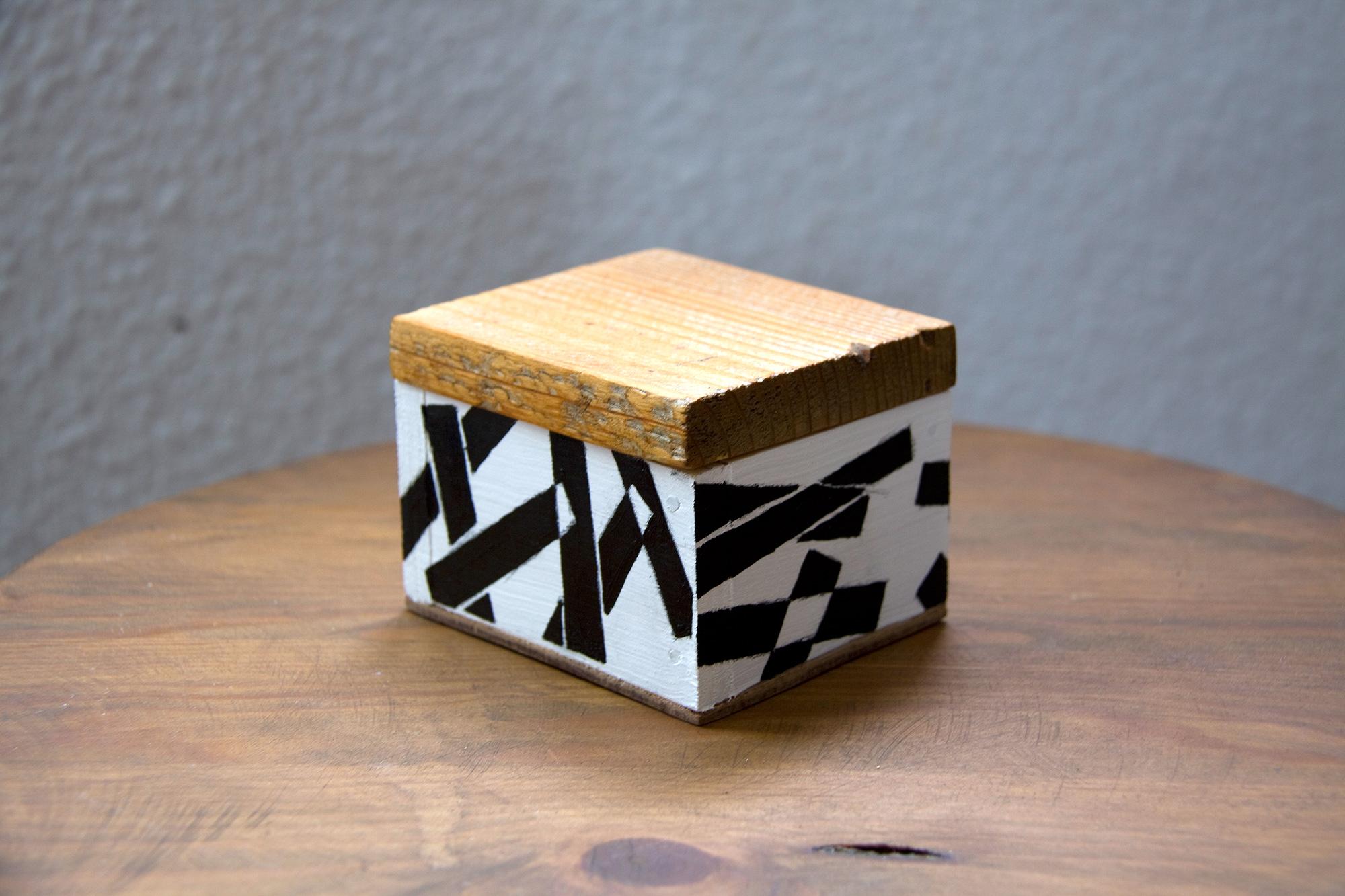 Caja líneas