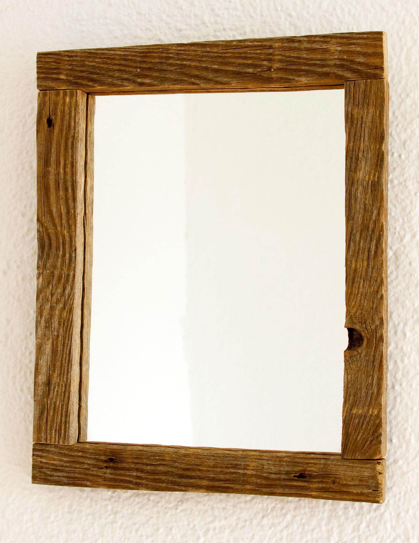 Espejo rústico 2
