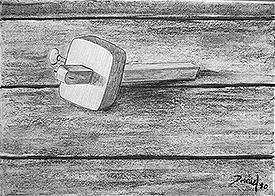 Gramil de carpintero
